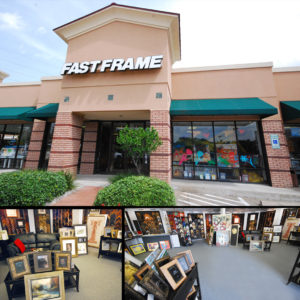 Fastframe Houston at Woodway and Voss