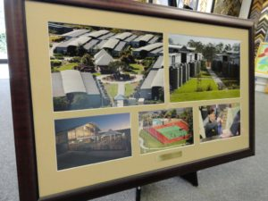 Corporate gift picture framing and delivery