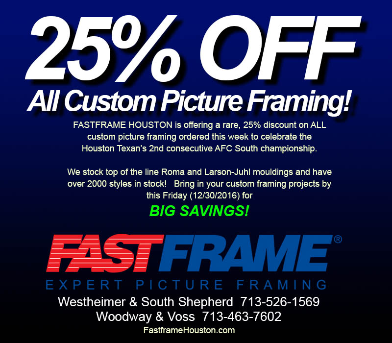 news Archives - Page 2 of 3 - Fastframe Houston Picture Framing